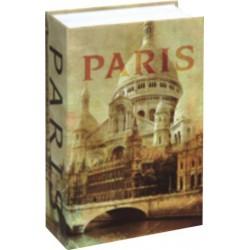 TS 0209 mini trezor kniha PARIS
