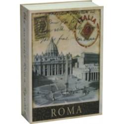 TS 0309 mini trezor kniha ROMA