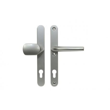 RHD05 kľučka pre plastové dvere F9