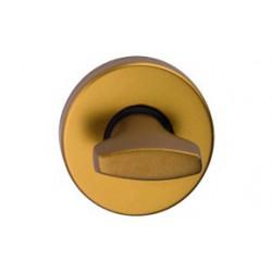 Štít dolný na WC bronz