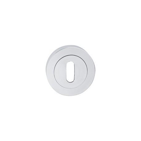 Štít dolný na kľúč nikel brúsený