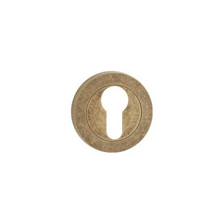 Štít dolný na vložku antický bronz