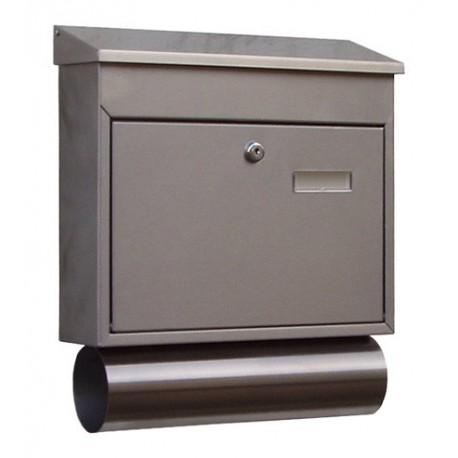 SLI7 poštová schránka nerez
