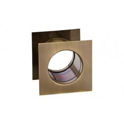 Ventilačný prieduch bronz hranatý