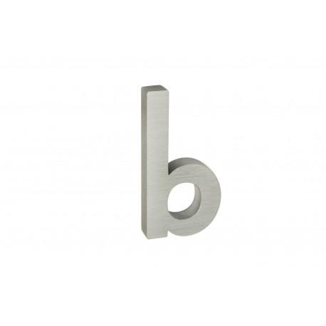 "Písmeno "" b "" 3D Al 100mm"