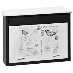 SG schránka s motívom pohľadnice