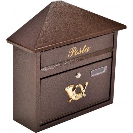 SPI 8 poštovní schránka