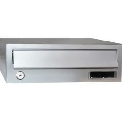 BK25.V1 poštová schránka jednostranná nerez