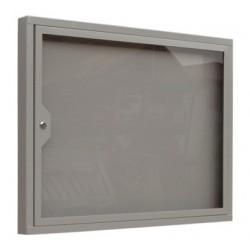 Informačná vitrína s otváracími dverami 730 x 700