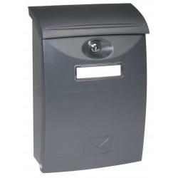 BK03 AM antracit plastová schránka