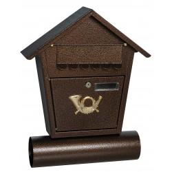 SLI 1 poštová schránka