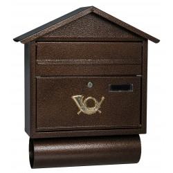 SLI 3 poštová schránka
