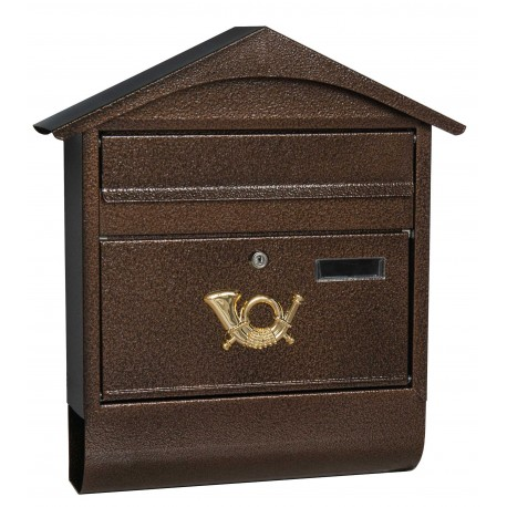 SPI 4 poštovní schránka