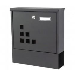 DOTA poštová schránka Antracit