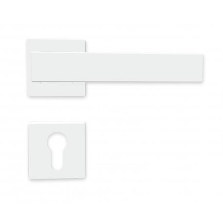 K01 PZ kľučka na dvere biela