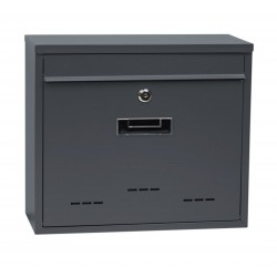 BK.31.D.AM poštová schránka / antracit matný