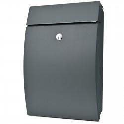 D3688 poštová schránka antracit