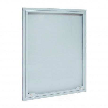 Informační vitrína s dveřmi 640 x 670