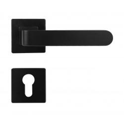 K02 PZ kľučka na dvere čierna