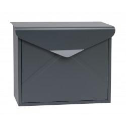 BK.57.AM poštová schránka antracit RICHTER CZECH