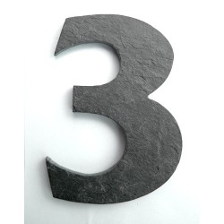 Domové číslo popisné Bridlice - č.3