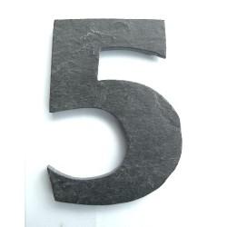 Domové číslo popisné Bridlice - č.5