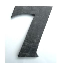 Domové číslo popisné Bridlice - č.7